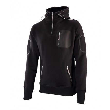 HUUB Casual half zip hoodie